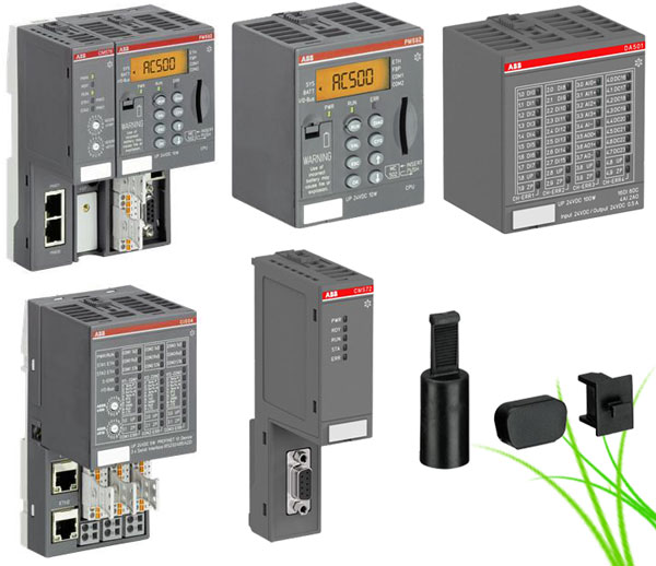 ABB AC500-XC Special Controller for Harsh Environment