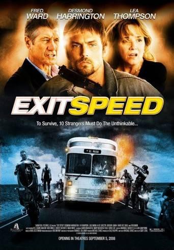 Exit Speed (2008) ταινιες online seires oipeirates greek subs
