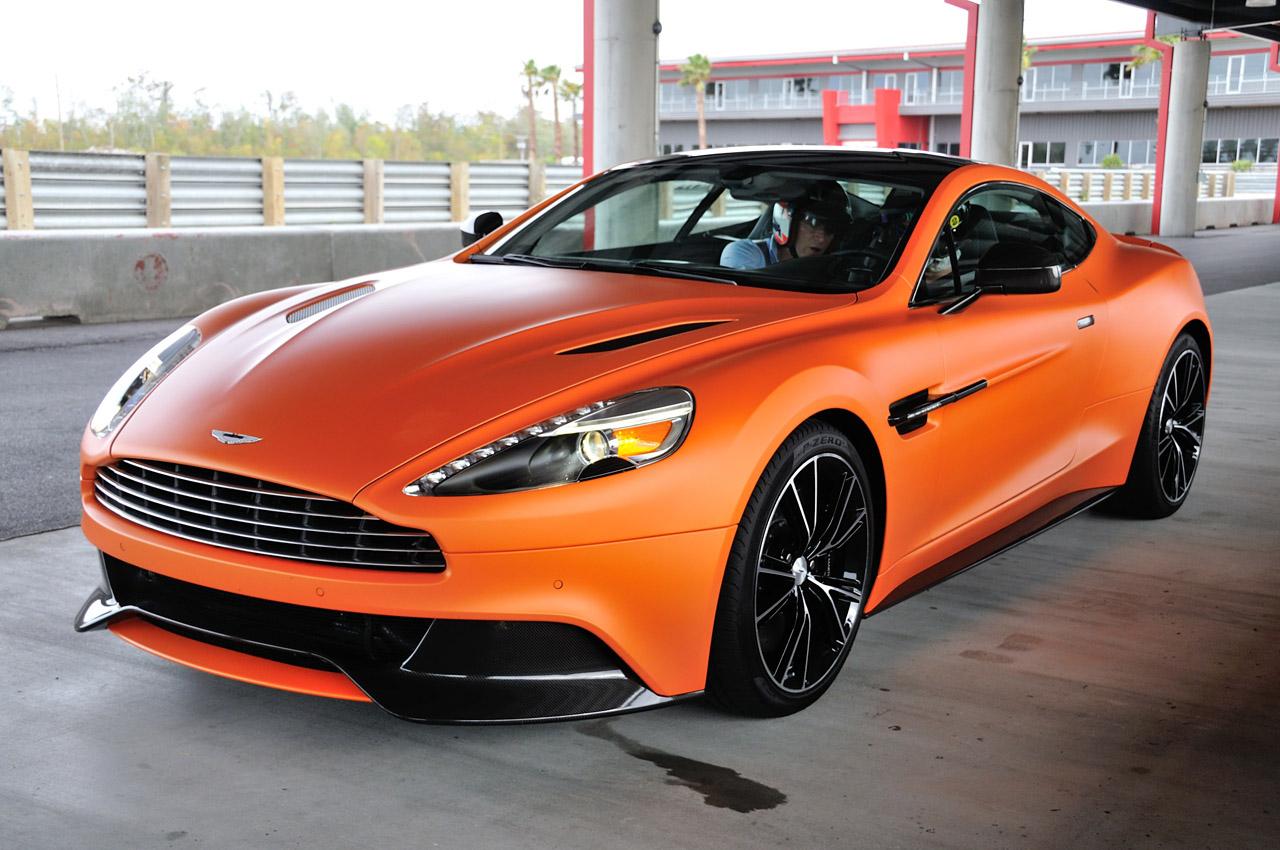 Docar-s: 2014 Aston Martin Vanquish