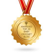 Top 20 Baby Crochet Blogs Award