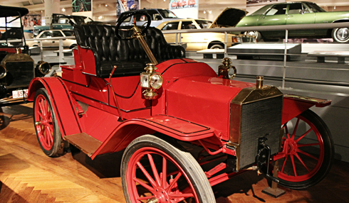 henry ford museum dearborn michigan