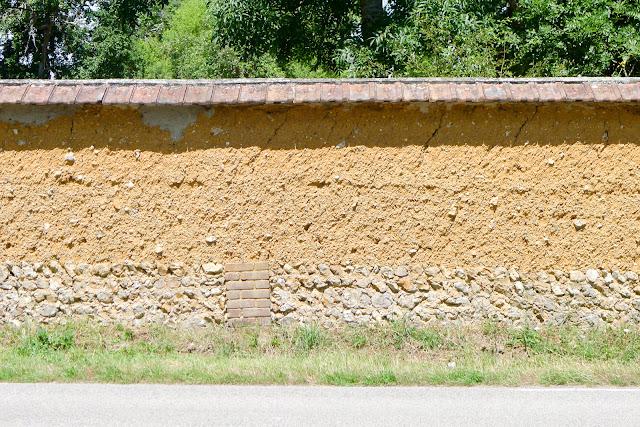 Mur en torchis