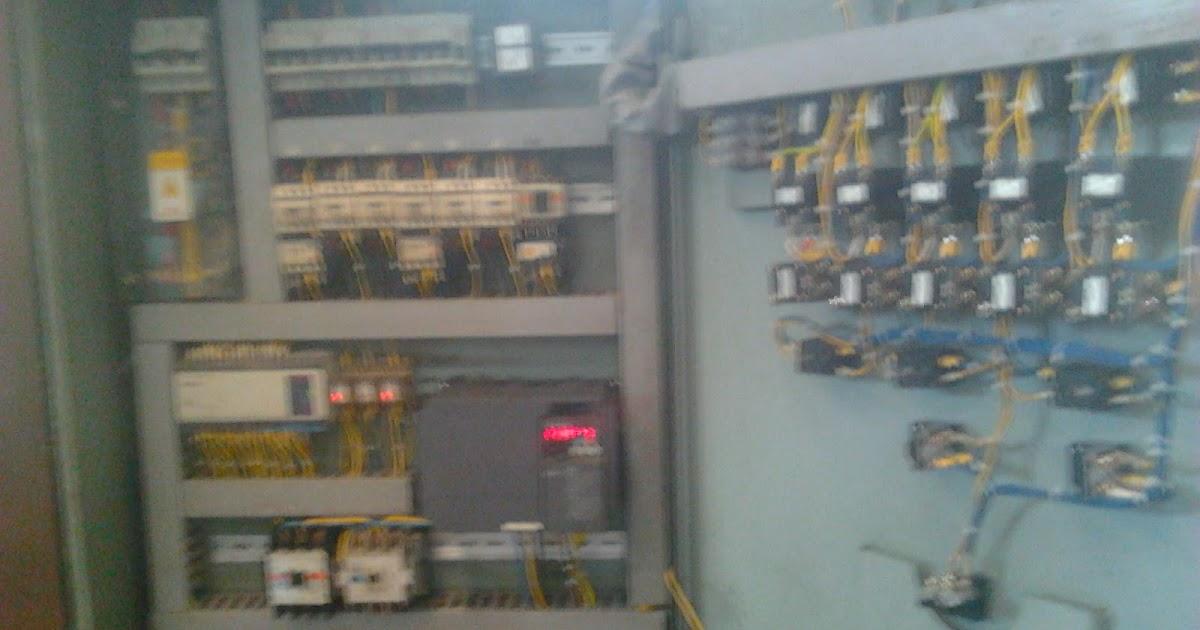 Etnik Sugitama Engineering: Panel Listrik Kontrol Pompa