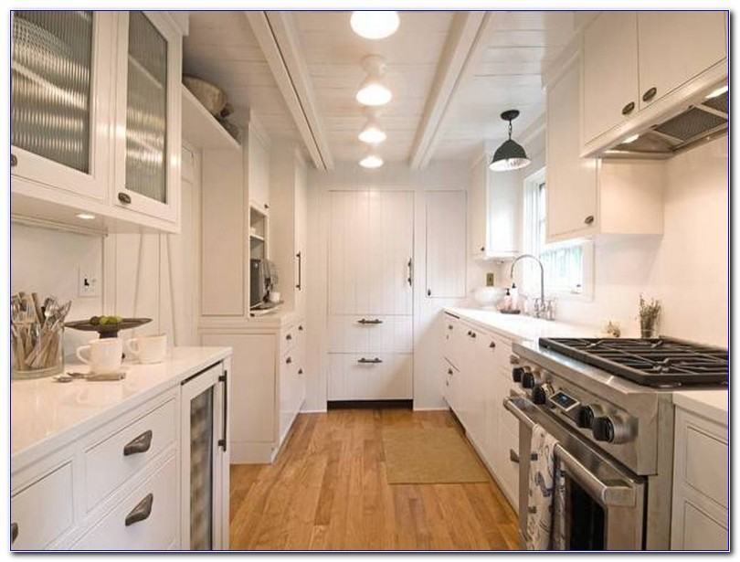 Kitchen Remodel Ideas For Small Galley Kitchens