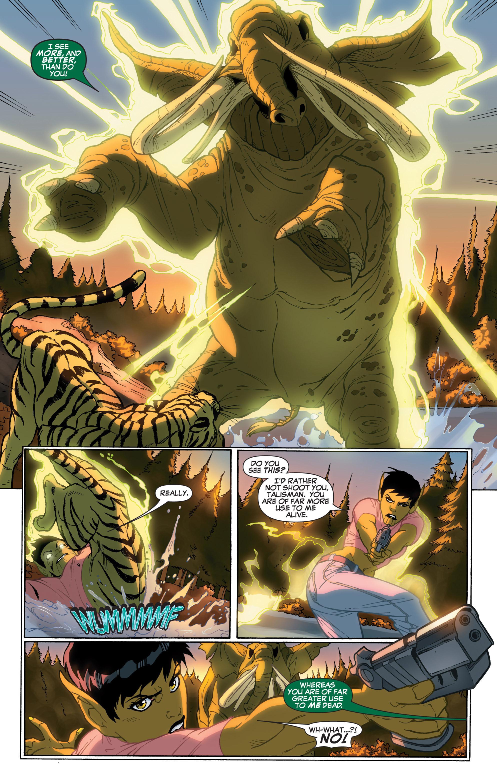 Read online She-Hulk (2005) comic -  Issue #33 - 18