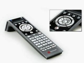 remote thiết bị hội nghị truyền hình HDX series