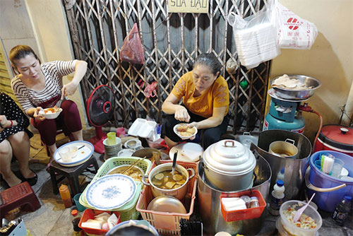 Downtown Ha Noi harbors a sticky rice secret 1