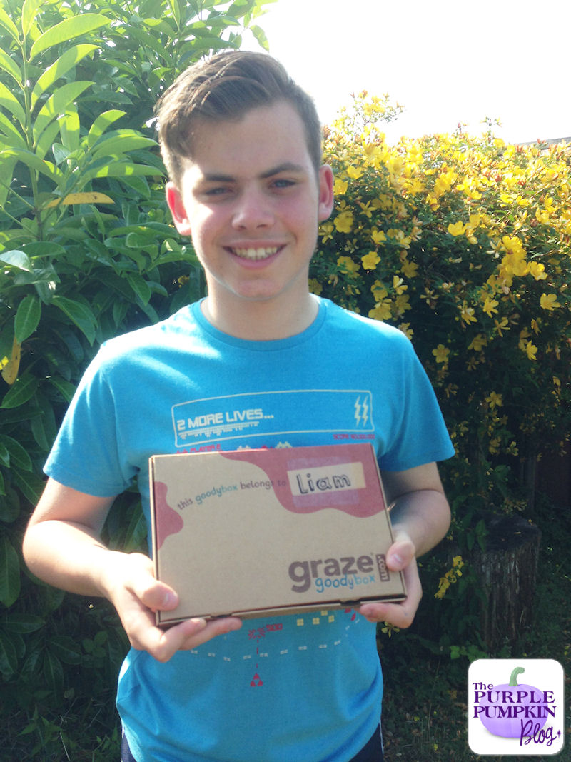 Graze Box: Kids Goody Box Review