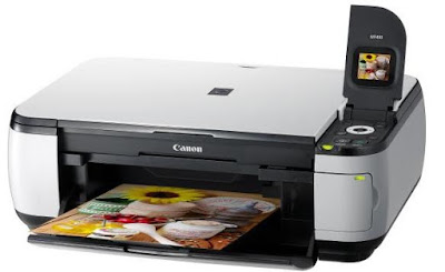 Canon Pixma MP490 Driver Download