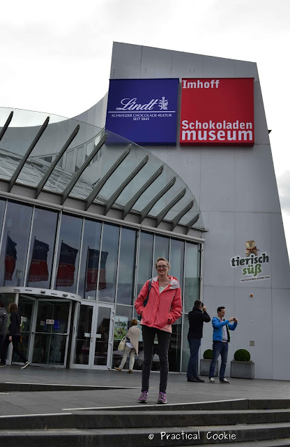 Lindt Chocolate Museum in Köln