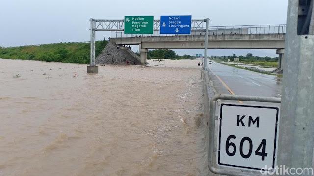 Banjir Tol Ngawi-Kertosono, Eks Stafsus Menteri PUPR: Sangat Memalukan!