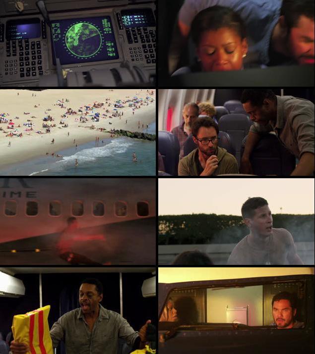 Airplane Vs Volcano 2014 Dual Audio Hindi 480p BRRip