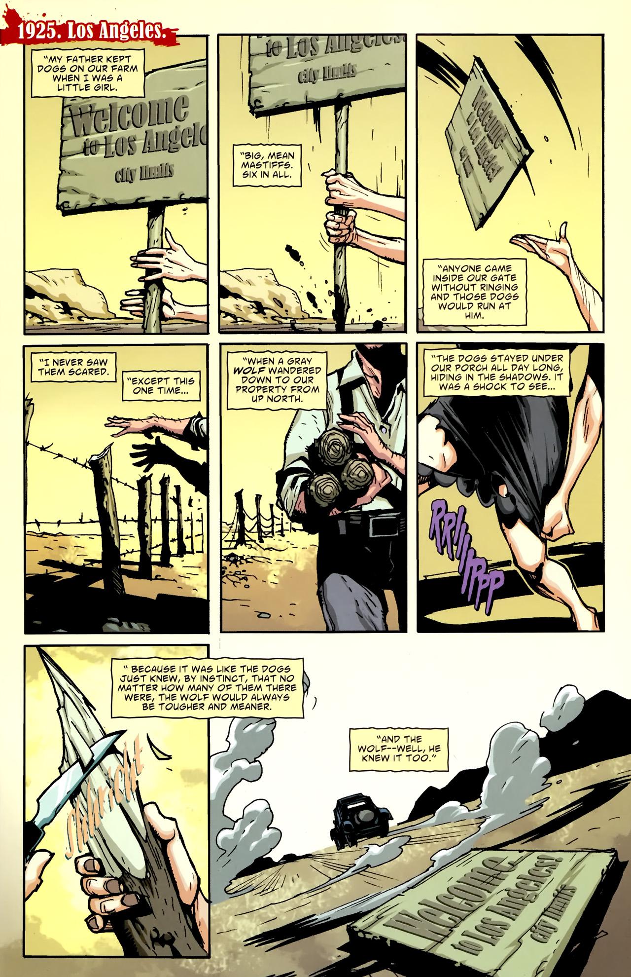 Read online American Vampire comic -  Issue #5 - 3