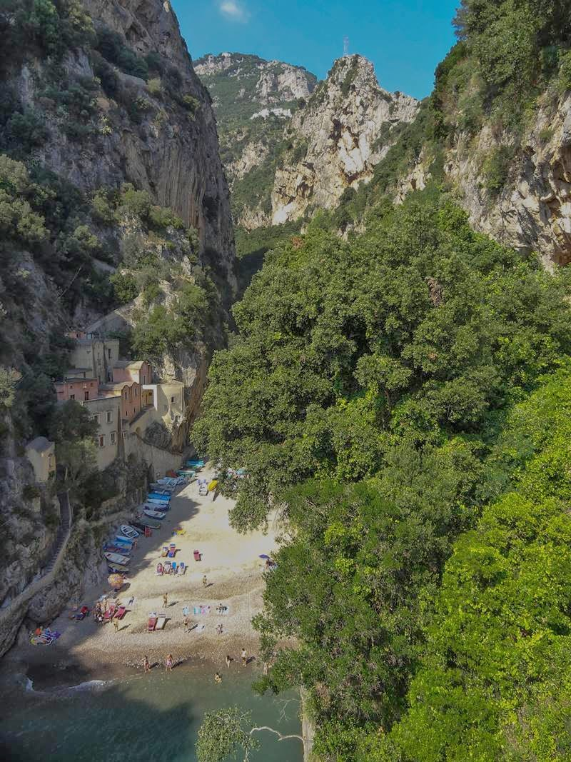 Fiordo di Furore | Living in Solitude