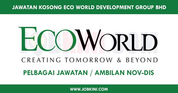 Eco World Group Development Berhad