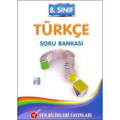 Fen Bilimleri 8.Sınıf Türkçe Soru Bankası