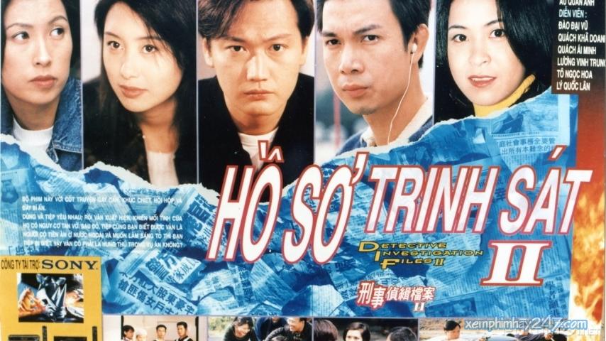 http://xemphimhay247.com - Xem phim hay 247 - Vụ Án Hình Sự - Hồ Sơ Trinh Sát 2 (1996) - Detective Investigation Files 2 (1996)