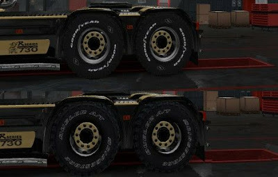 Ban Offroad ETS2