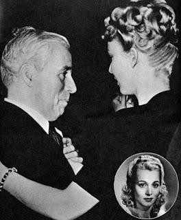 Carole Landis Charlie Chaplin