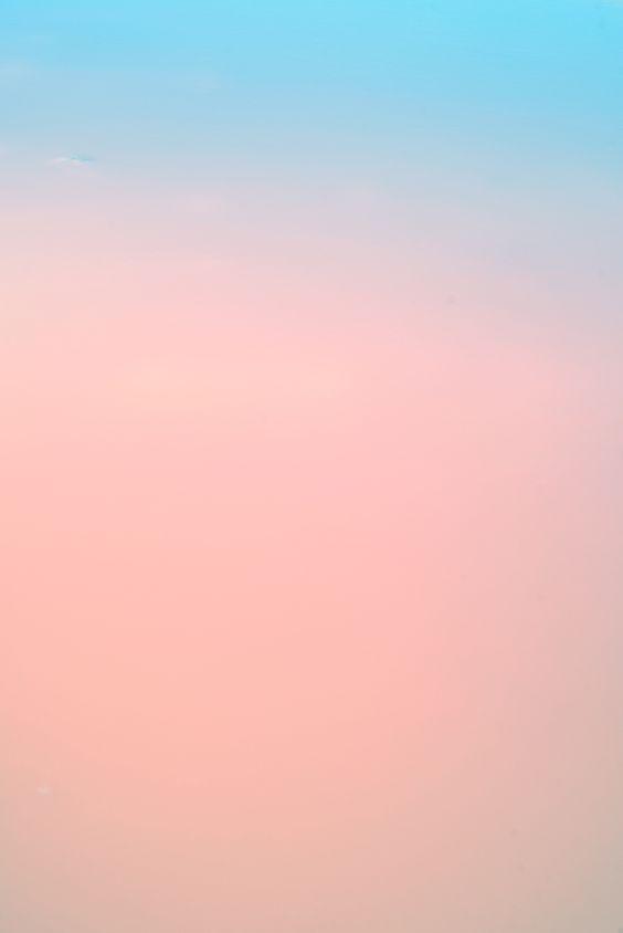 rose quartz serenity landscape