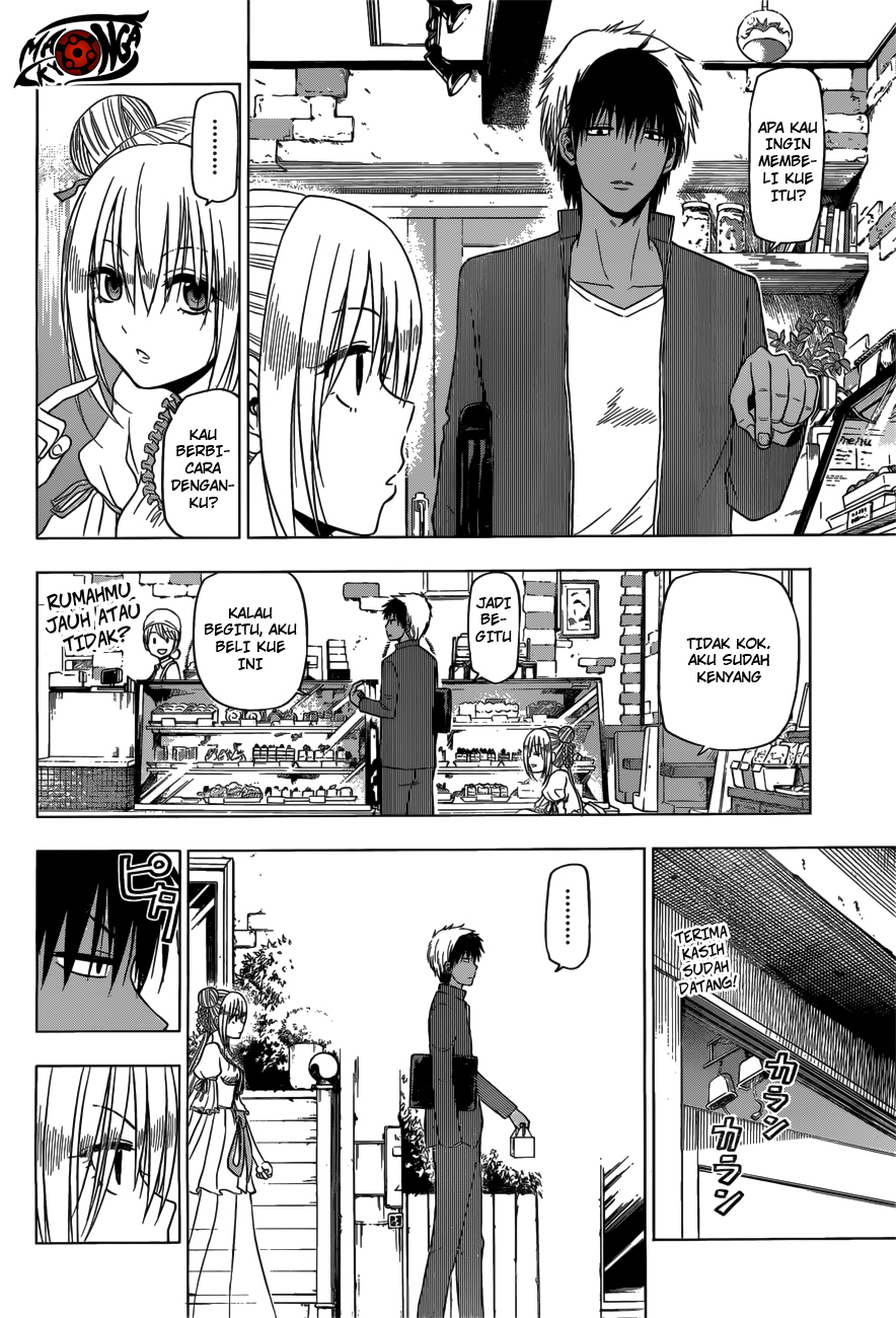Hungry Marie Chapter 08-12