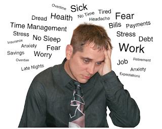 Waspadai, Sering Stress Dapat Meningkatkan Resiko Stroke !!!
