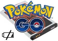 pokemon go drain battery