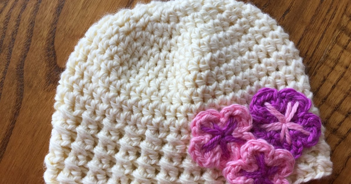 Crochet Patterns K Hook : Skein and Hook: Free Crochet Pattern: Newborn Holland Hat
