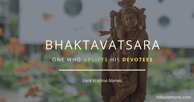 Lord Krishna Names With Meaning 52