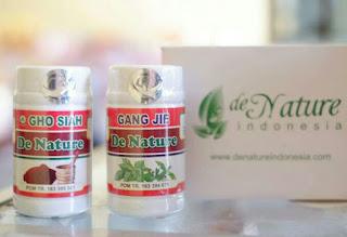 Image produk obat de nature untuk penyakit sipilis kencing nanah