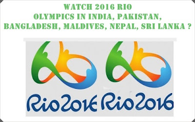 Watch Olympics PyeongChang Olympics in India, Pakistan, Bangladesh, Maldives, Nepal, Sri Lanka