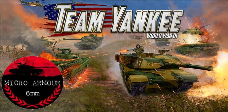 Team Yankee 6mm FB Page / Group