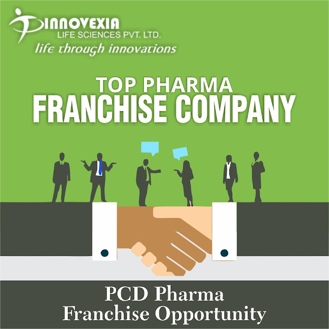 What is the difference between the Pharma Franchise and PCD Pharma?