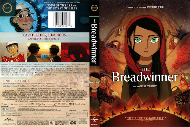 The Breadwinner DVD Cover