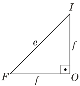 Triângulo retângulo isósceles - método da dissecção de Perigal