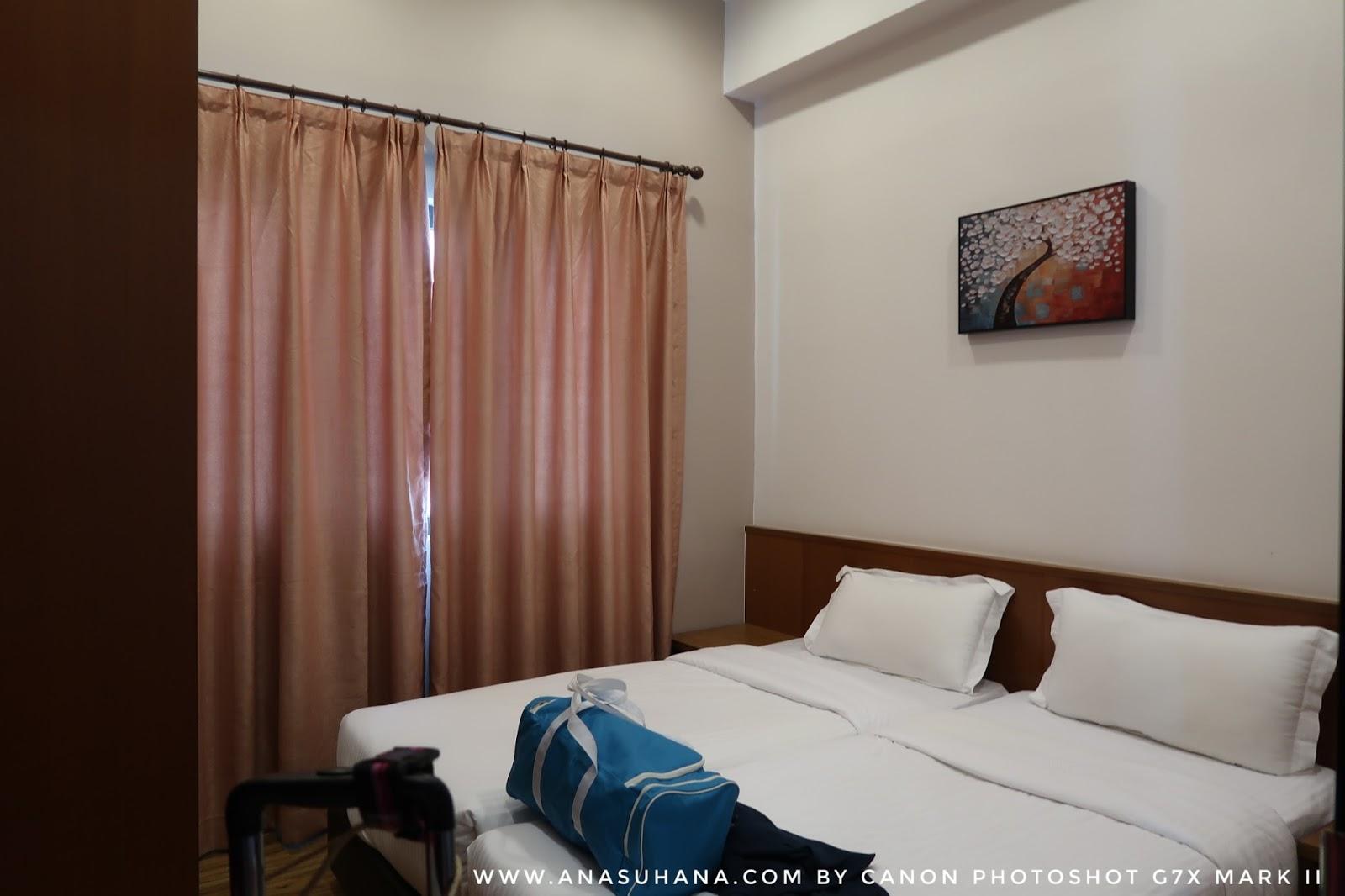 Hotel Review - The Retreat Aranda Nova