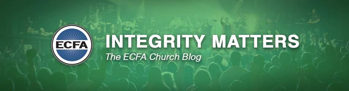 Integrity Matters - The ECFA Church Blog