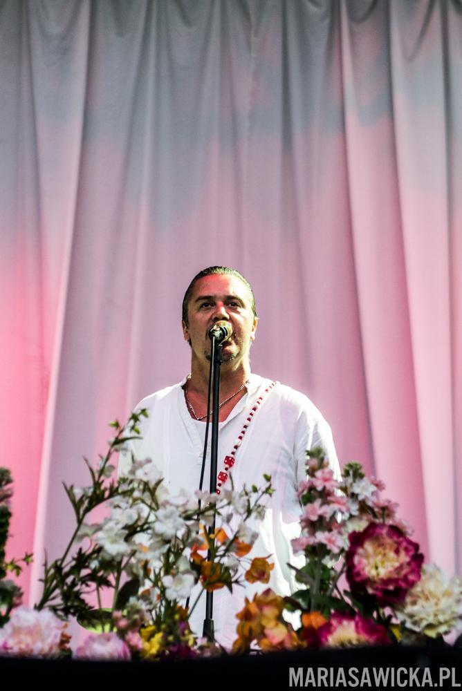 Faith No More Mike Patton Provinssi Festivaali 2015 Seinäjoki