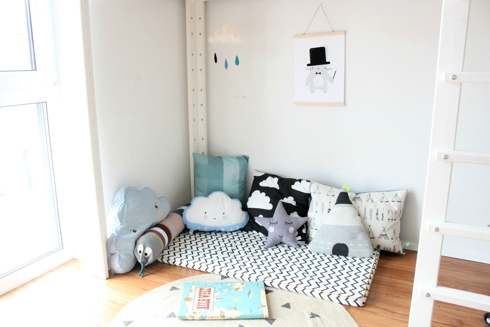 zuhause bei euch roomtour bei bea von lifestylemommy deko hus. Black Bedroom Furniture Sets. Home Design Ideas