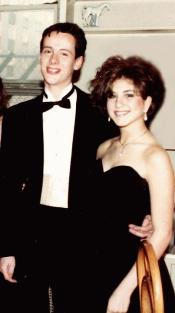 Jennifer Aniston at the prom