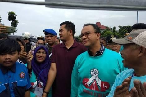 Gubernur Anies Izinkan Becak Beroperasi Kembali, Serikat Becak Jakarta Girang