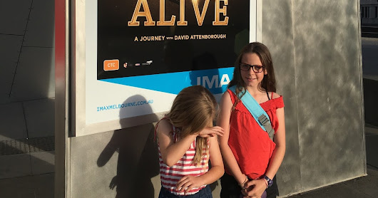 Review: Museum Alive IMAX 3d