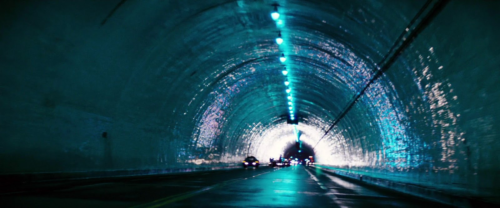 Ridley Scott Blade Runner Rick Deckard 2nd Street Tunnel