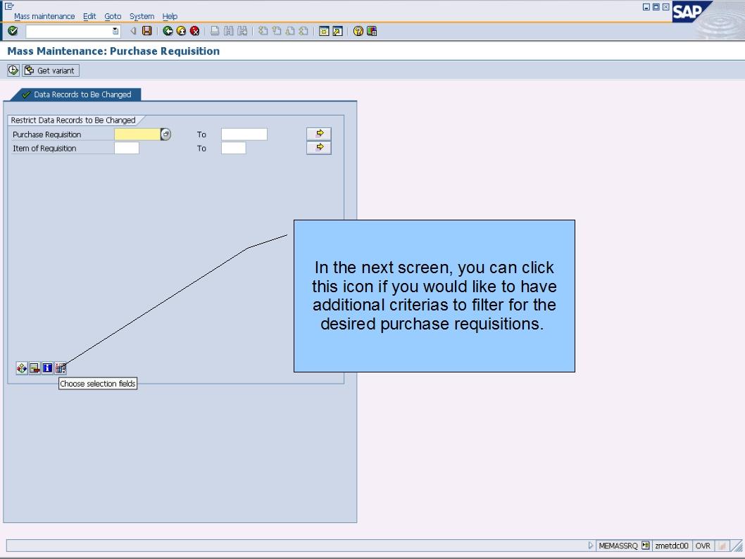 青蛙SAP分享 Learning & Examination: MM Purchase Requisition