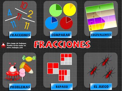 http://primerodecarlos.com/CUARTO_PRIMARIA/Diciembre/unidad5/actividades/mates/repaso_fracciones.swf