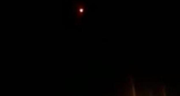 Círculos vermelhos no céu de Santana do Ipanema intrigam moradores