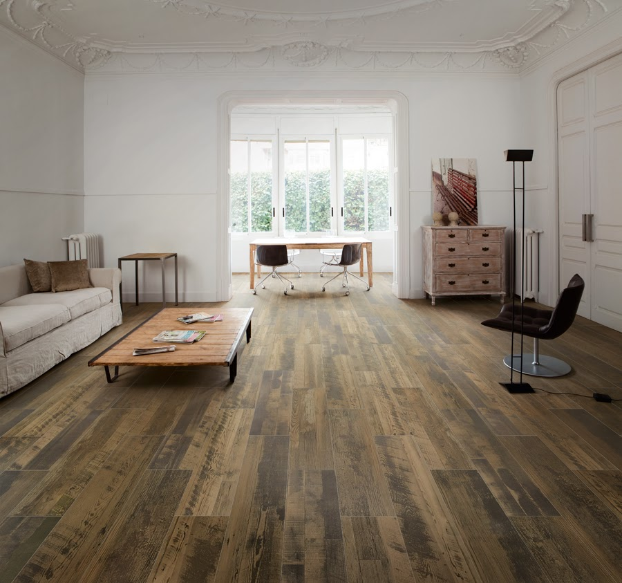 Isc Surfaces Marazzi S Beautiful Reclaimed Wood Look