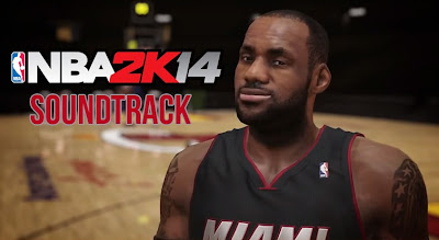 LeBron James Choosing Songs For NBA 2K14 Soundtrack