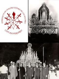 Todos los detalles de la procesión extraordinaria de la Virgen de los Dolores del Cerro