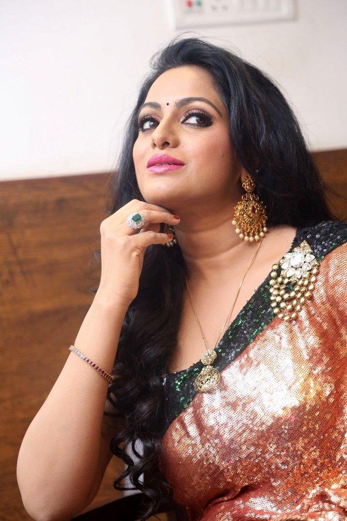 Udaya Bhanu Gautham at Nanda Movie Audio Launch Stills